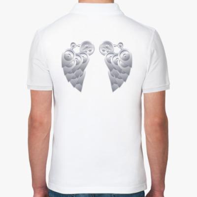 Рубашка поло Metalowl