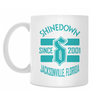 Кружка Shinedown