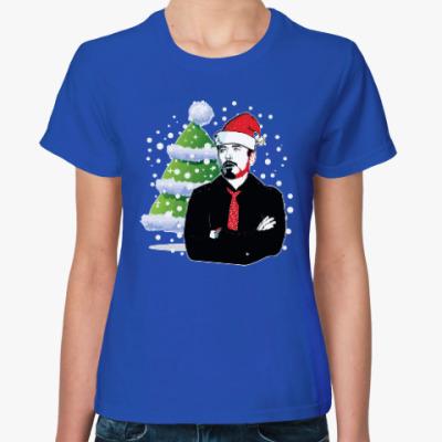 Женская футболка Ох уж этот Новый Год