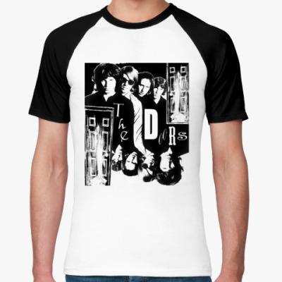 Футболка реглан The Doors #2