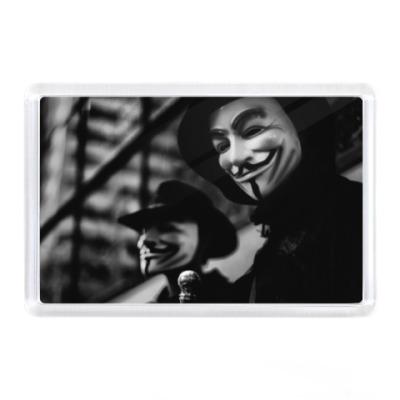 Магнит Аноним