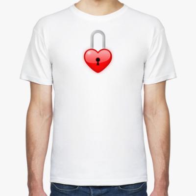 Футболка Сердце-замок