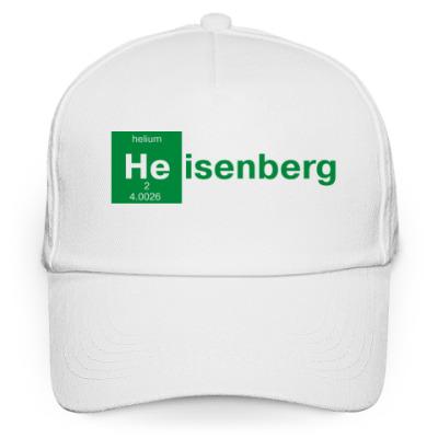 Кепка бейсболка Heisenberg from Breaking Bad
