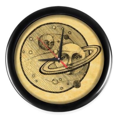 Настенные часы Сатурн
