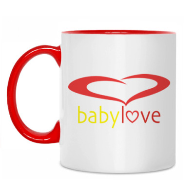 Кружка Baby Love
