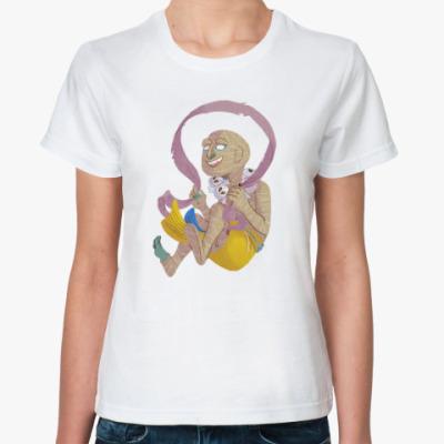 Классическая футболка Мумия