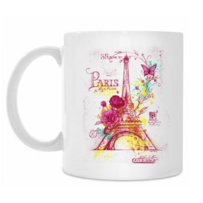 Кружка PARIS