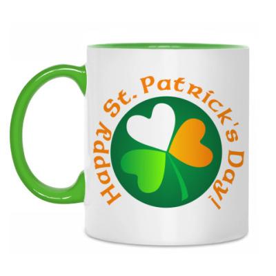 Кружка 'St. Patrick's Day'
