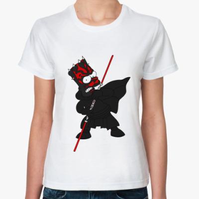 Классическая футболка Барт Мол