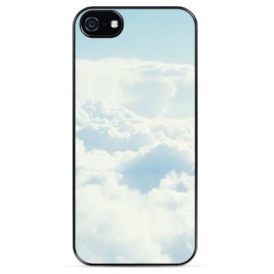 Чехол для iPhone Oblaka