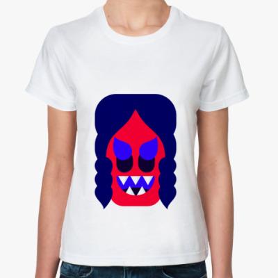 Классическая футболка Rakshasy II
