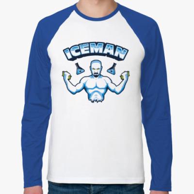 Футболка реглан с длинным рукавом Iceman