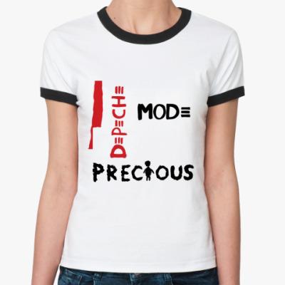 Женская футболка Ringer-T Precious