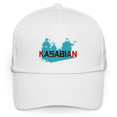 Кепка бейсболка Kasabian