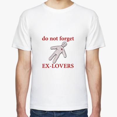 Футболка Ex-Lovers
