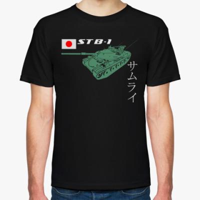 Футболка Японский танк STB-1