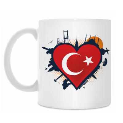Кружка Сердце ислам