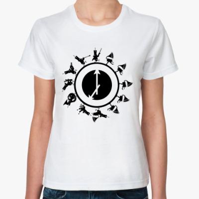 Классическая футболка Ж. Клеркенвелльская футболка