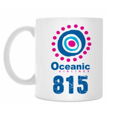 Кружка Oceanic 815