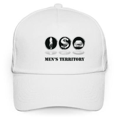 Кепка бейсболка Men's territory