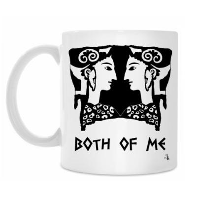 Кружка 'Both of me'