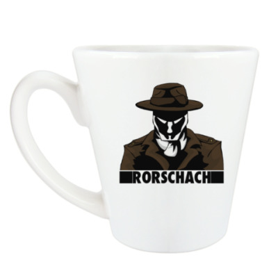 Чашка Латте Rorschach