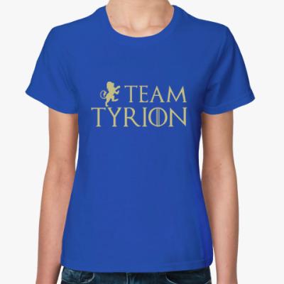Женская футболка Команда Тириона