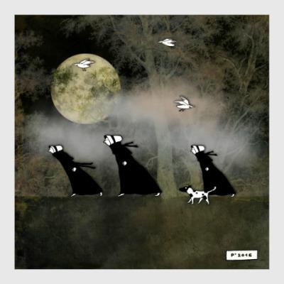 Постер Bronte sisters