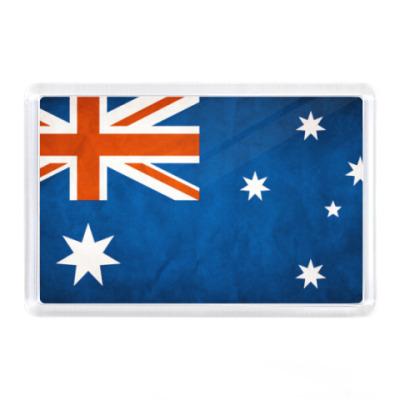 Магнит Австралия, флаг