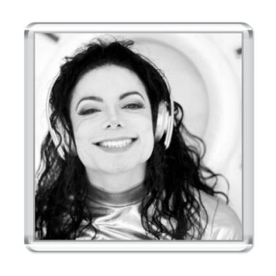 Магнит Майкл Джексон