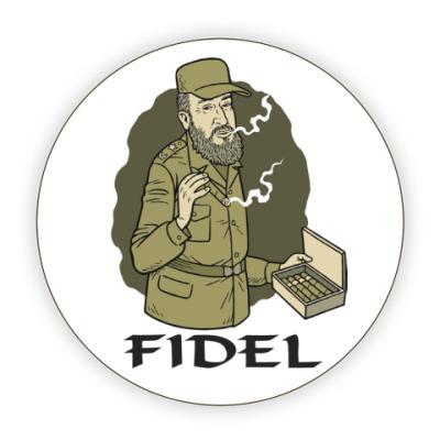Костер (подставка под кружку) Fidel