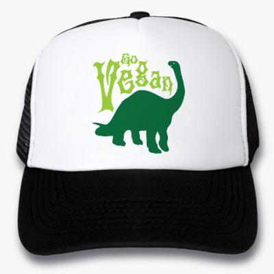 Кепка-тракер Go Vegan