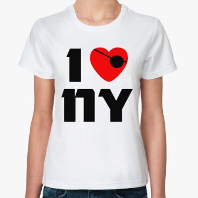 Классическая футболка Снейк Плискин (Побег из Нью-Йорка)