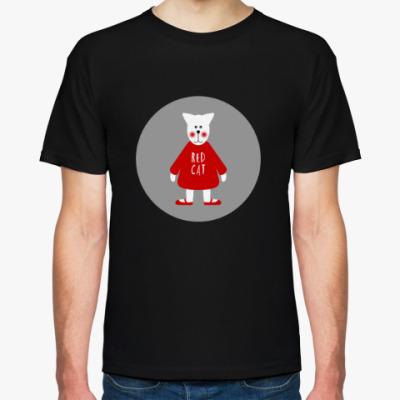 Футболка Red Cat