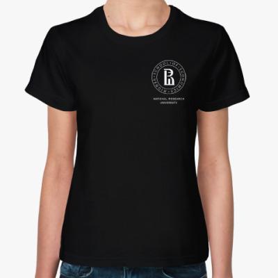 Женская футболка НИУ ВШЭ