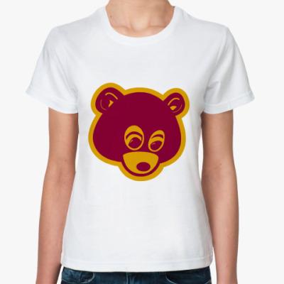 Классическая футболка Kanye