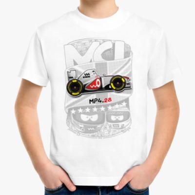 Детская футболка MP4-28