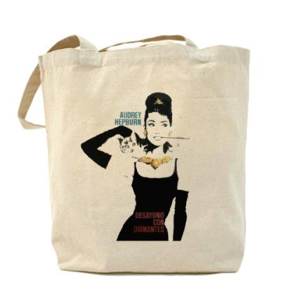Сумка Холщовая сумка Одри