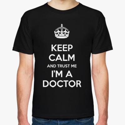 Футболка Я доктор!
