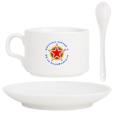 Кофейный набор Кофейный набор RedStars 2