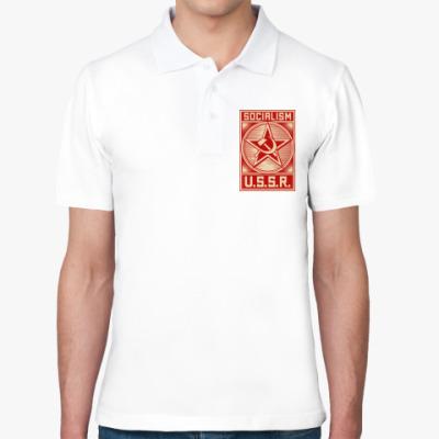 Рубашка поло Советский Союз
