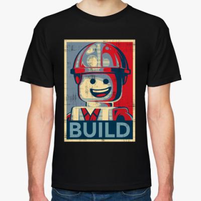 Футболка Лего Строитель