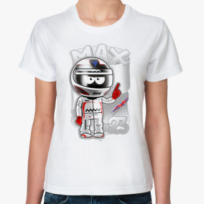 Классическая футболка Max № 23