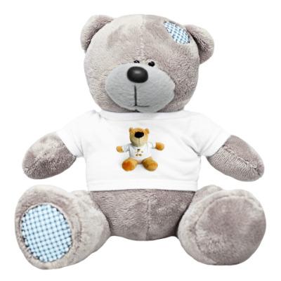 Плюшевый мишка Тедди Медвежья рекурсия