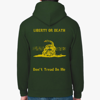 Liberty Or Death (спина)