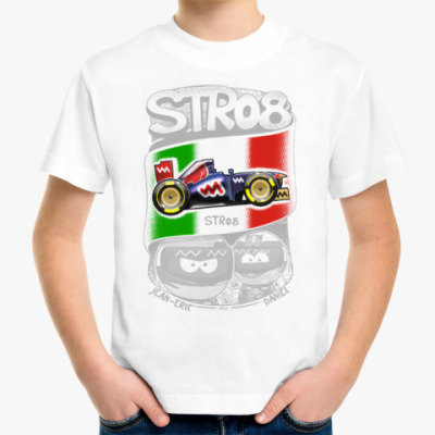 Детская футболка STR08