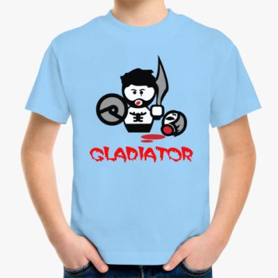 Детская футболка Гладиатор