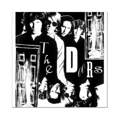 Наклейка (стикер) The Doors #2