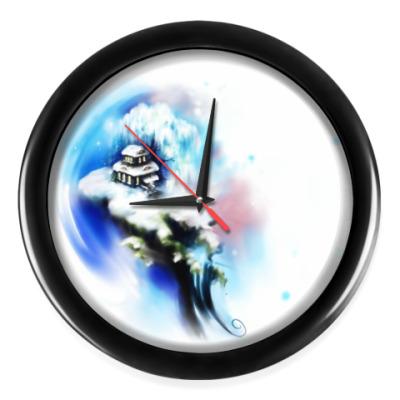 Настенные часы Волшебный Мир