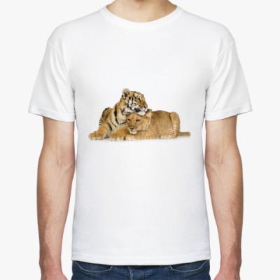 Футболка Тигры